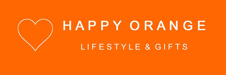 happy orange logo large
