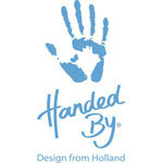 handed by logo small