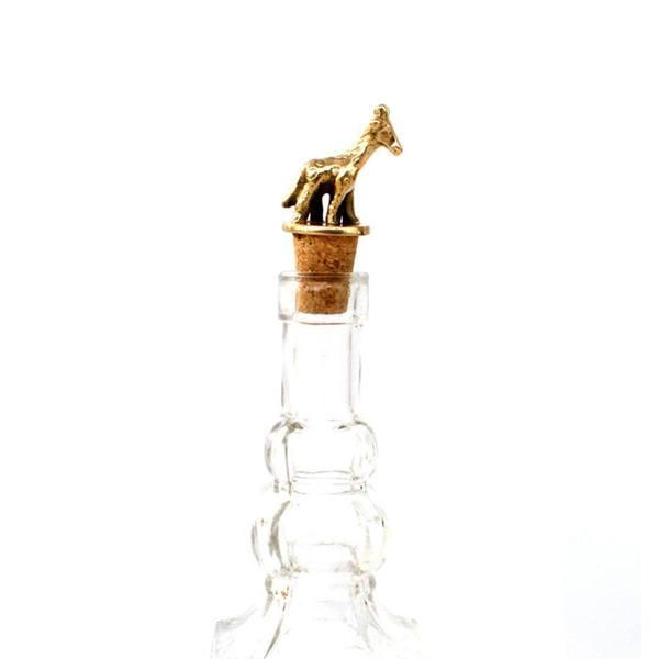 À la Giraffe Bottle Stopper 2