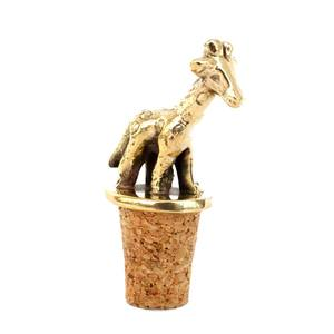À la Giraffe Bottle Stopper