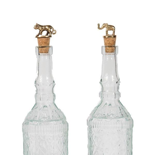 À la Leopard Bottle Stopper 3