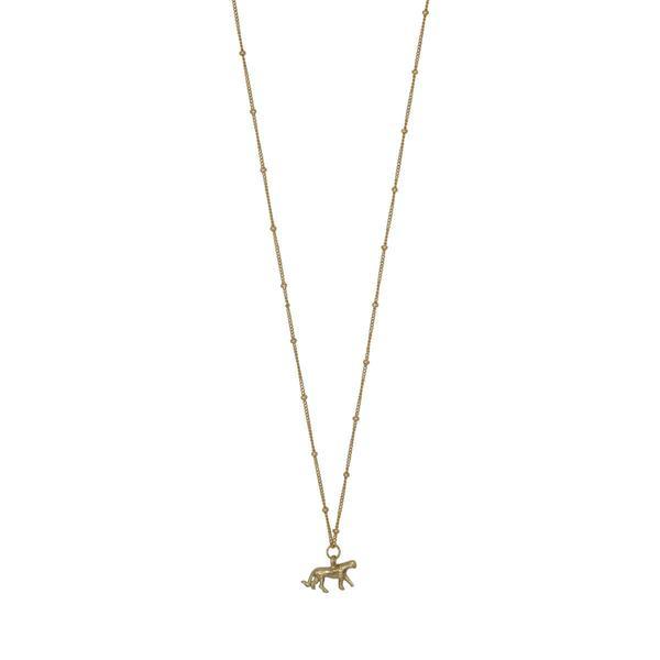 À la Leopard Classic Necklace