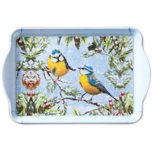 Ambiente dienblad Chirping Birds 15x23cm