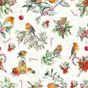 Ambiente servetten Christmas Ornaments