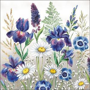 Ambiente servetten Mixed Meadow Flowers