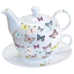 Ambiente Tea 4 One Butterfly