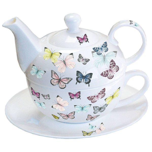 Ambiente Tea 4 One Butterfly