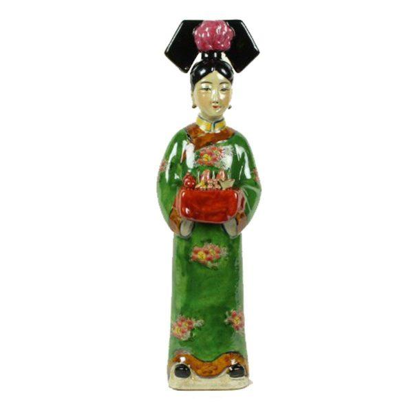 asian mix keizerin groen