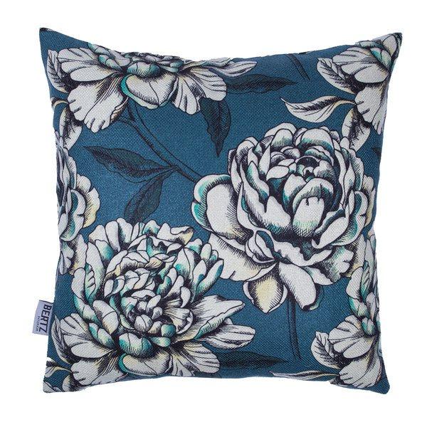 Bertz Interior kussen Vintage Blue Flower
