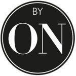 by on logo