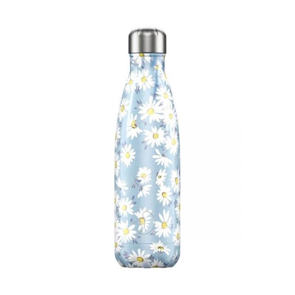 Chilly Bottle Floral Daisy 500 ml