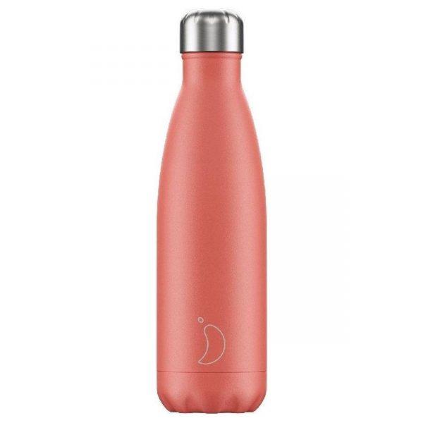 Chilly Bottle Koraal 500ml