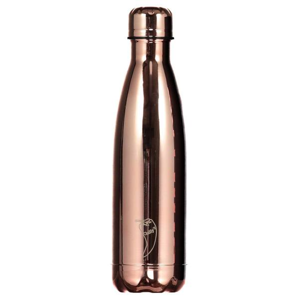 chilly bottle rose gold 500ml