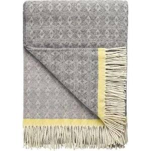 Designers Guild Plaid Zari Graphite 130x170cm