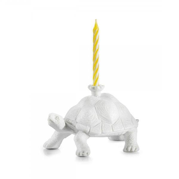 Donkey Candle Holder Turtle moa