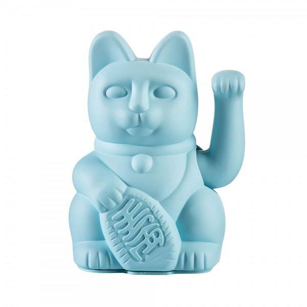 Donkey Lucky Cat blue