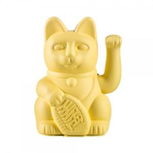 Donkey Lucky Cat yellow