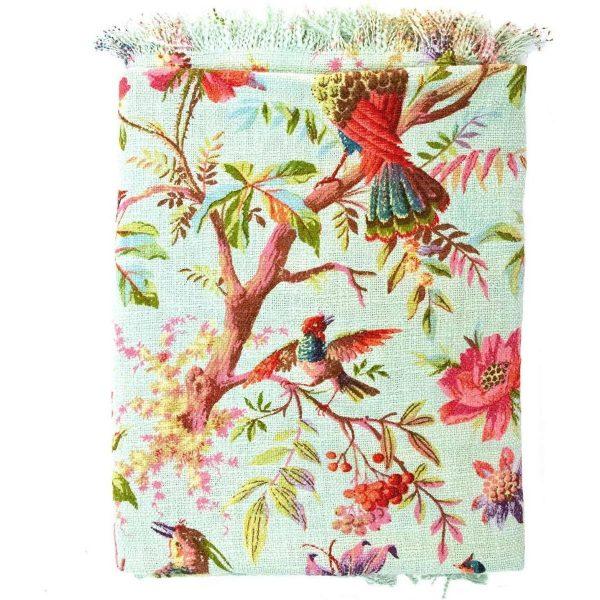 Imbarro Plaid Paradise Heaven Mint 170x130cm