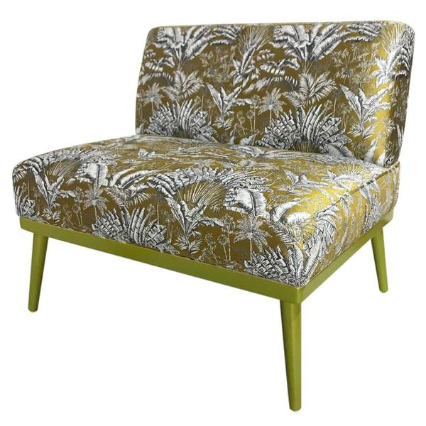 Lazare Home Fauteuil Hepburn Angkor Gold Mars 2