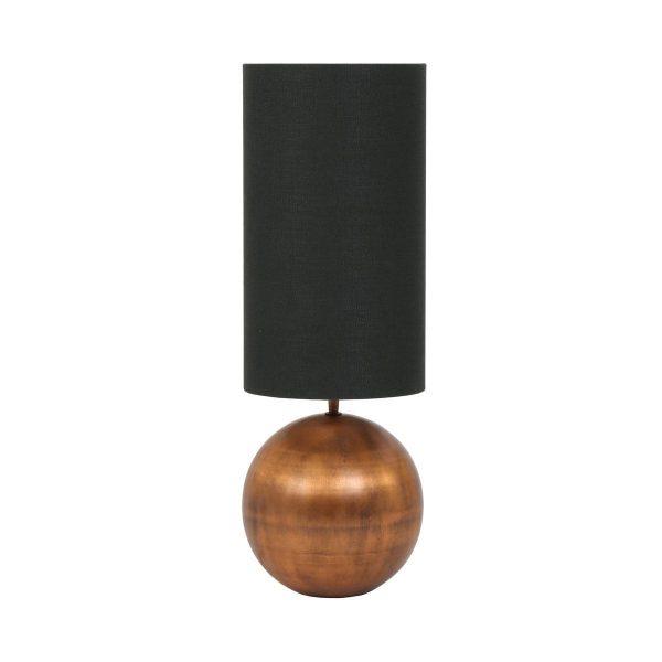 Light & Living lampvoet Strado Koper 25x34cm b