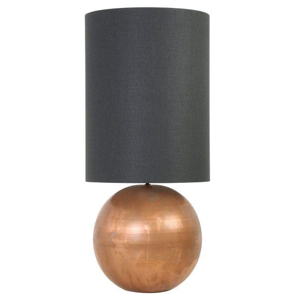 Light & Living lampvoet Strado koper 40x48cm b