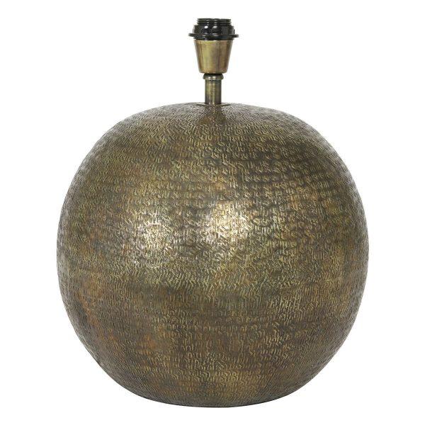 Light & Living lampvoet Tusina antiek brons Ø35x40 cm