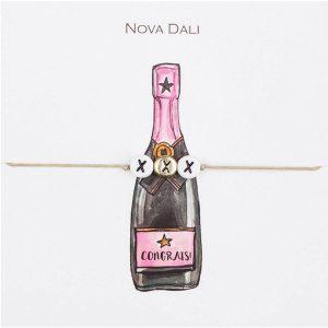 Nova Dali Giveaway Bracelet Congrats