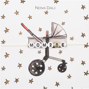 nova dali giveaway bracelet mom 2 be