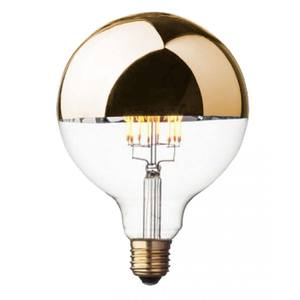 Opjet Led lamp Globe Goud