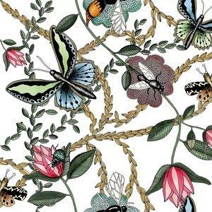 PPD servetten Bugs & Butterflies