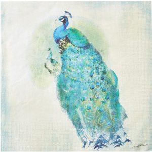 ppd servetten peacock royale