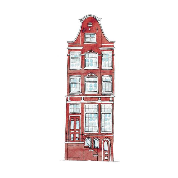 The Gift Label Cut Out Cards House
