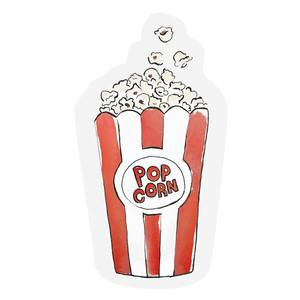 The Gift Label Cut Out Cards Popcorn