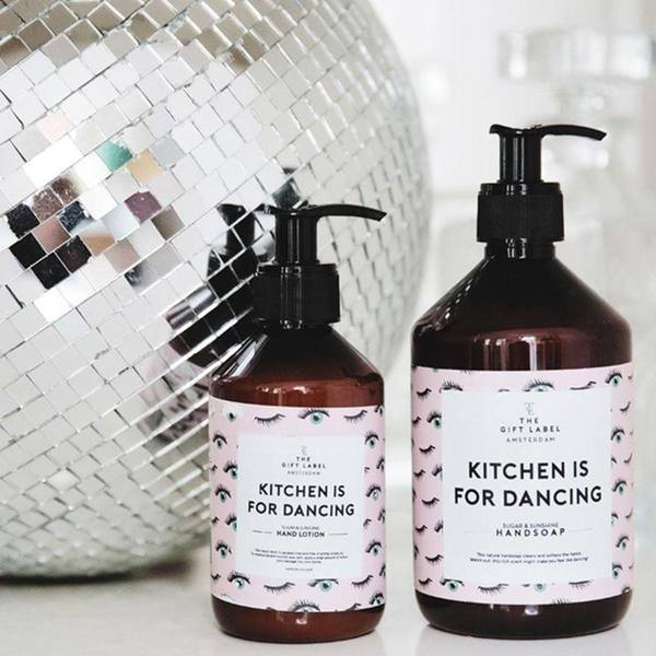 The Gift Label Hand Soap Kitchen is for Dancing 2