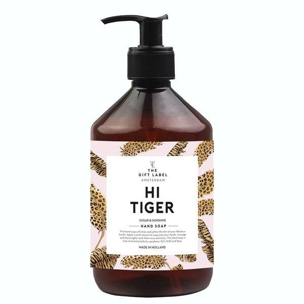 The Gift Label Handsoap Hi Tiger 500ml
