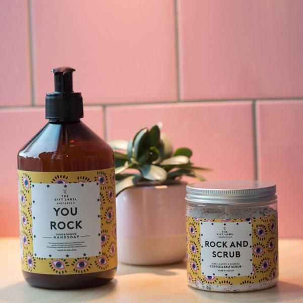 The Gift label Himalaya Scrub - Mandarin Musk Paradise 2