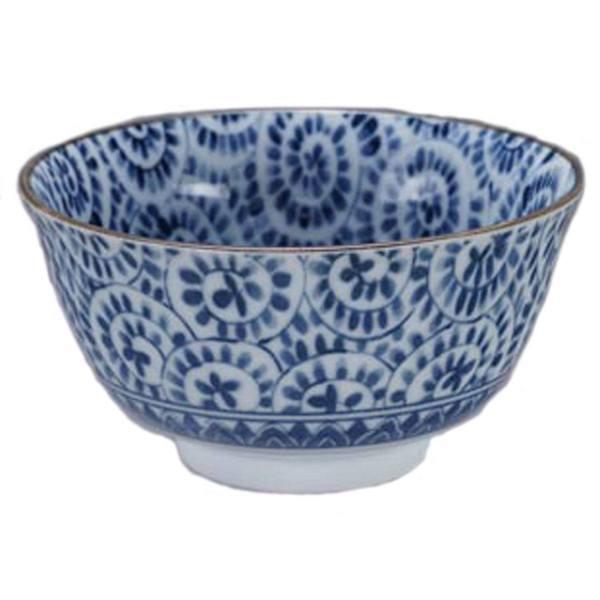 Tokyo Design Studio mixed bowls Tako Karakusa