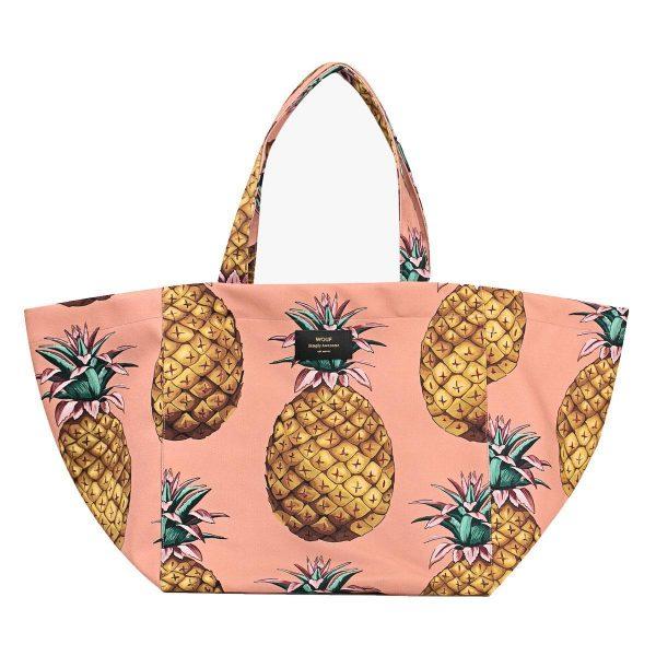 WOUF Draagtas Ananas