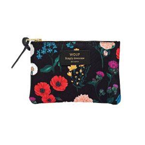 Wouf Blossom portemonnee Small
