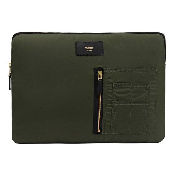 Wouf Camo Bomber Laptophoes 13 inch