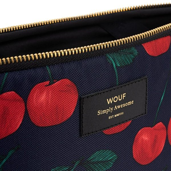 Wouf Cherries Laptophoes 13 inch 3