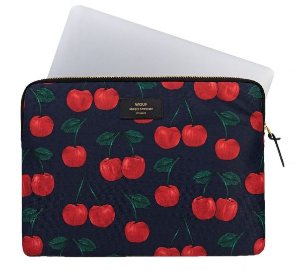 Wouf Cherries Laptophoes 13 inch 4