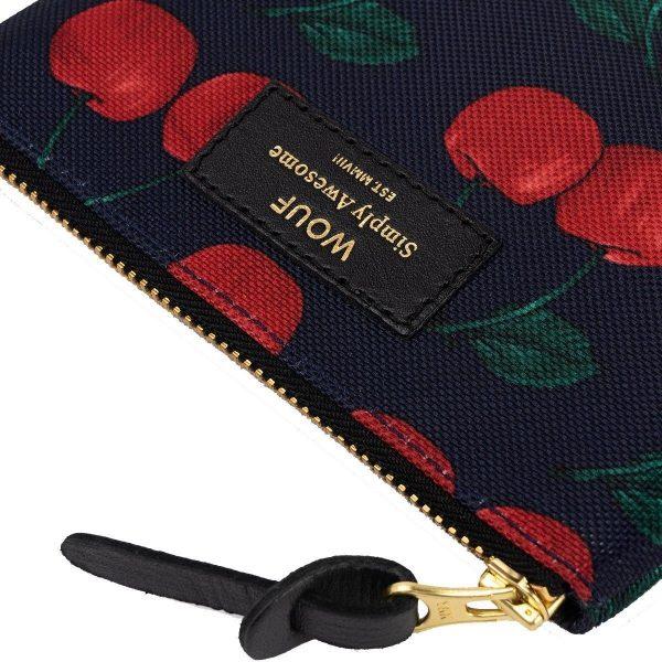 Wouf Cherries portemonnee Small 2