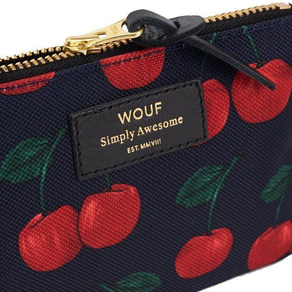 Wouf Cherries portemonnee Small 3