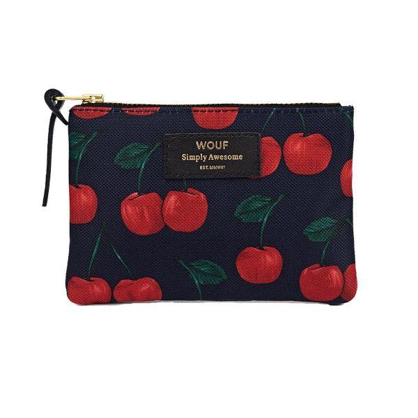 Wouf Cherries portemonnee Small
