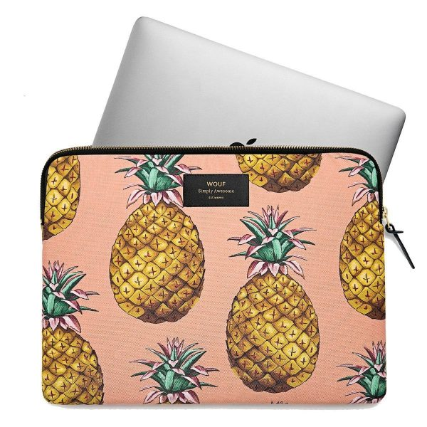 wouf laptopsleeve 13inch ananas 2