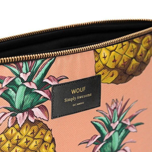 wouf laptopsleeve 13inch ananas 3