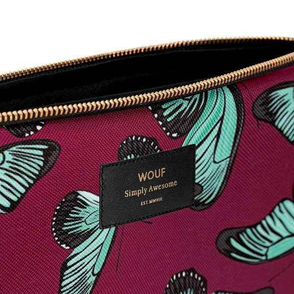 wouf laptopsleeve 13inch butterfly 3