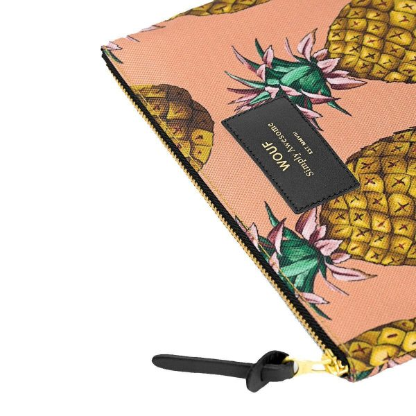 wouf large pouch ananas 2