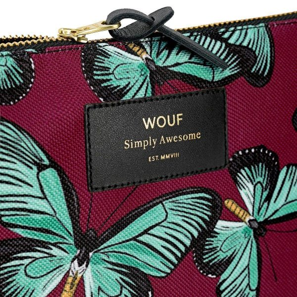 wouf large pouch butterfly 2